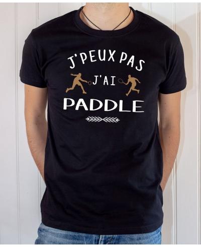 J'peux pas j'ai Paddle
