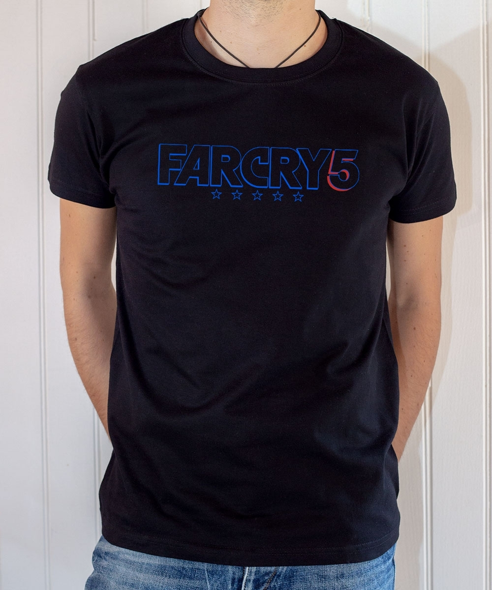 Tee-shirt Game : Farcry 5