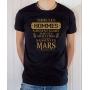 Tee-shirt anniversaire : Les hommes naissent égaux mais les meilleurs naissent en mars.