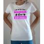 T-shirt famille : Maman qui déchire 2
