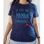 T-shirt famille : Je suis une Maman formidable