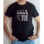 T-shirt OSS 117 : Ne pas fumer me tue - Tee-shirt noir homme