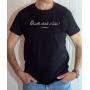 T-shirt OSS 117 : Quelle drôle d'idée - Tee-shirt noir homme