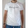 T-shirt OSS 117 : Quelle drôle d'idée - Tee-shirt blanc homme