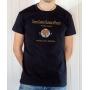 T-shirt OSS 117 : SCEP Société Cairote d'Élevage de Poulets - Tee-shirt noir homme