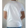 T-SHIRT HUMOUR : LOWCOST (PARODIE LACOSTE)
