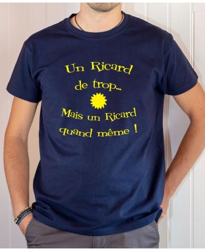 Un Ricard de trop, mais un Ricard quand même !
