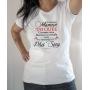 T-shirt : Maman tatouée plus sexy